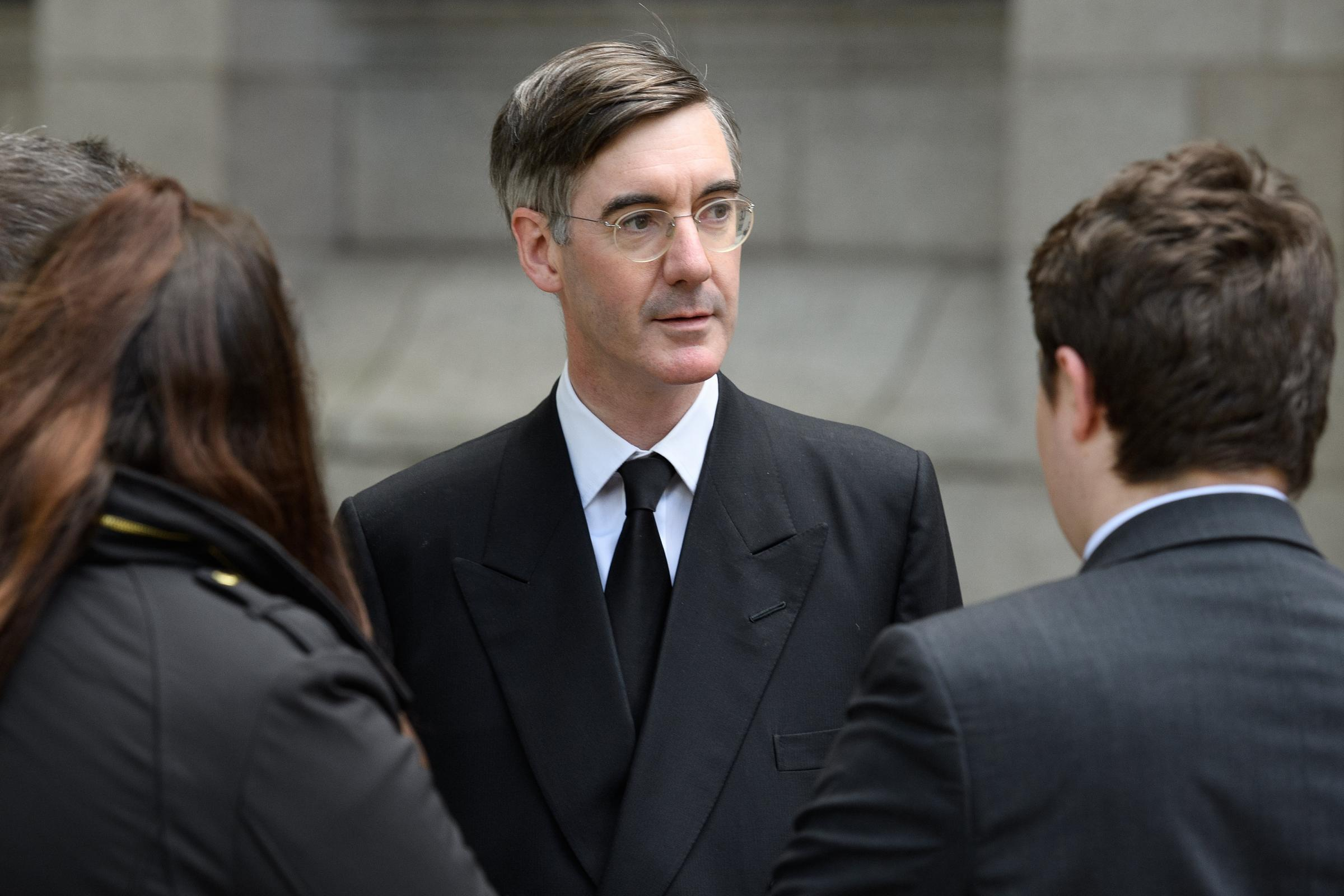 Jacob Rees-Mogg made the comments during a short tour of Scotland