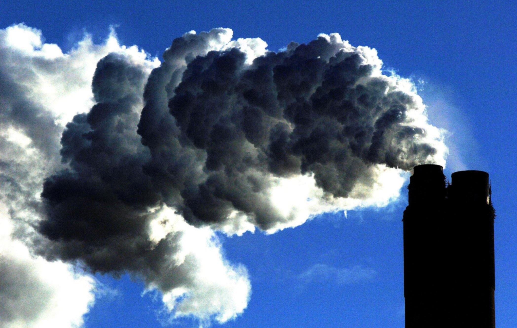 Figures expected to be released on Monday show current efforts to limit global warming are falling short. Photograph: PA