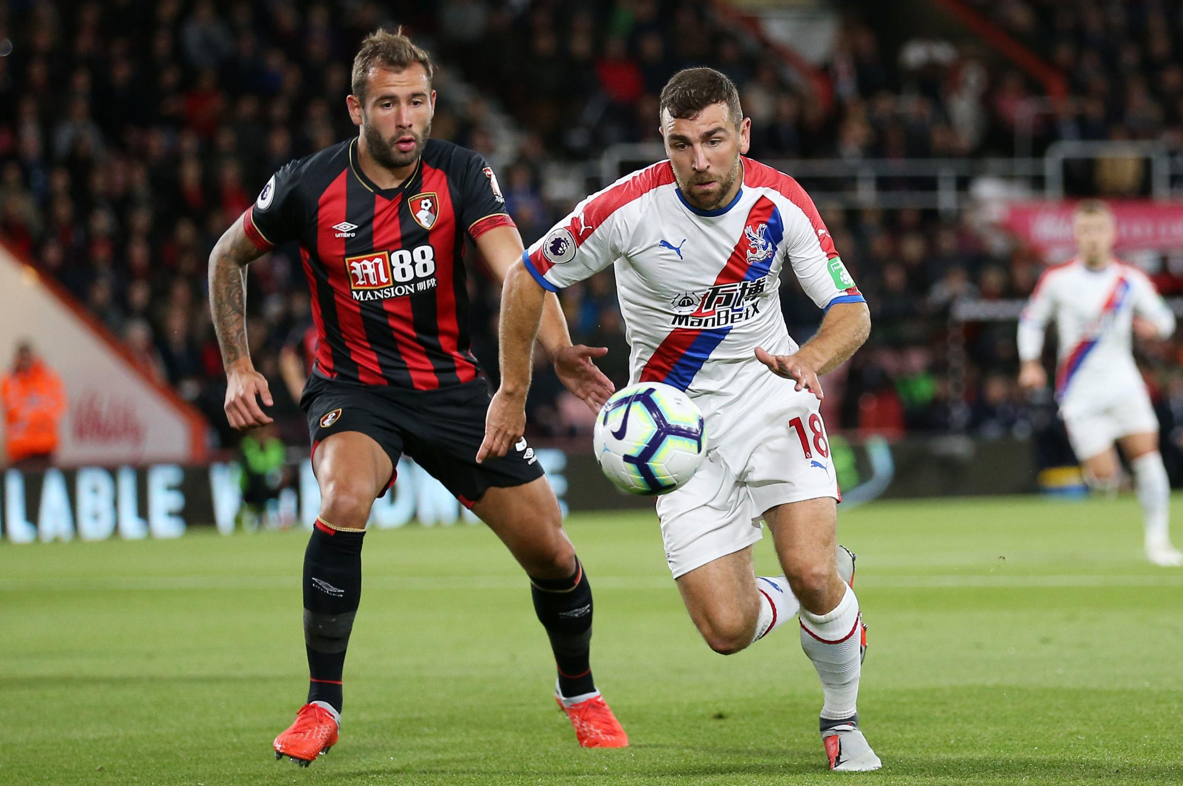 James McArthur has been a regular for Crystal Palace this season, but has asked not to be selected by Scotland.