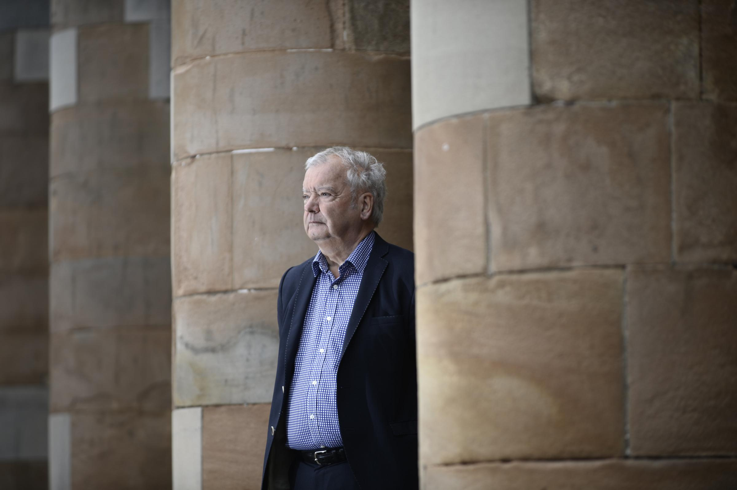 Sir Tom Devine will help to give a fresh perspective on the Clearances. Photograph: Jamie SImpson