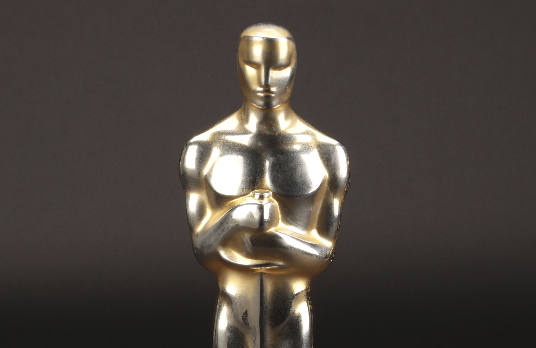 Statuettes are not often sold due to rules set by the Academy