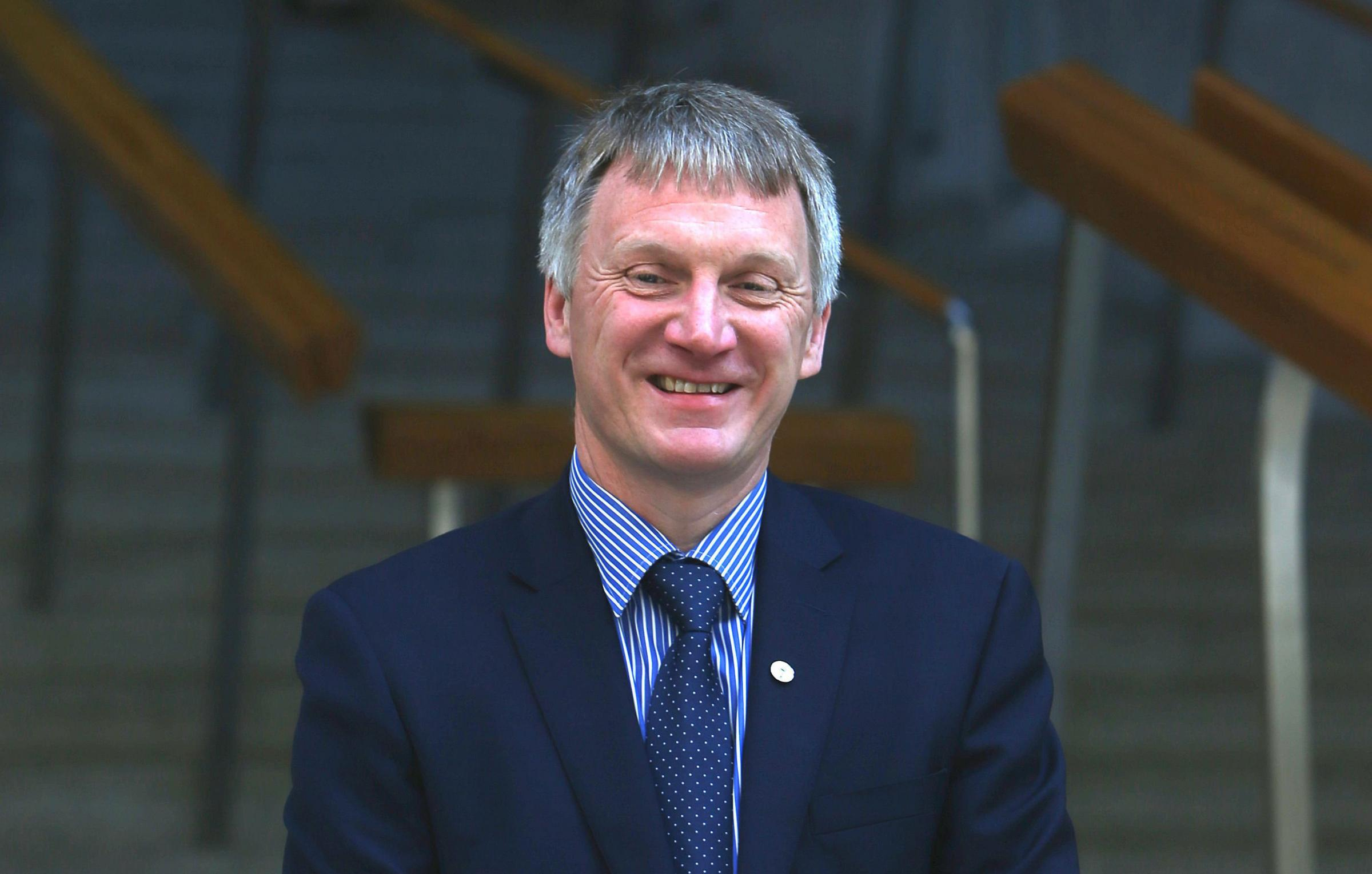 The SNP's Ivan McKee stressed the importance of remaining in the customs union and single market