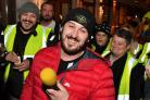 'Yellow vest' protester James Goddard charged with harassment