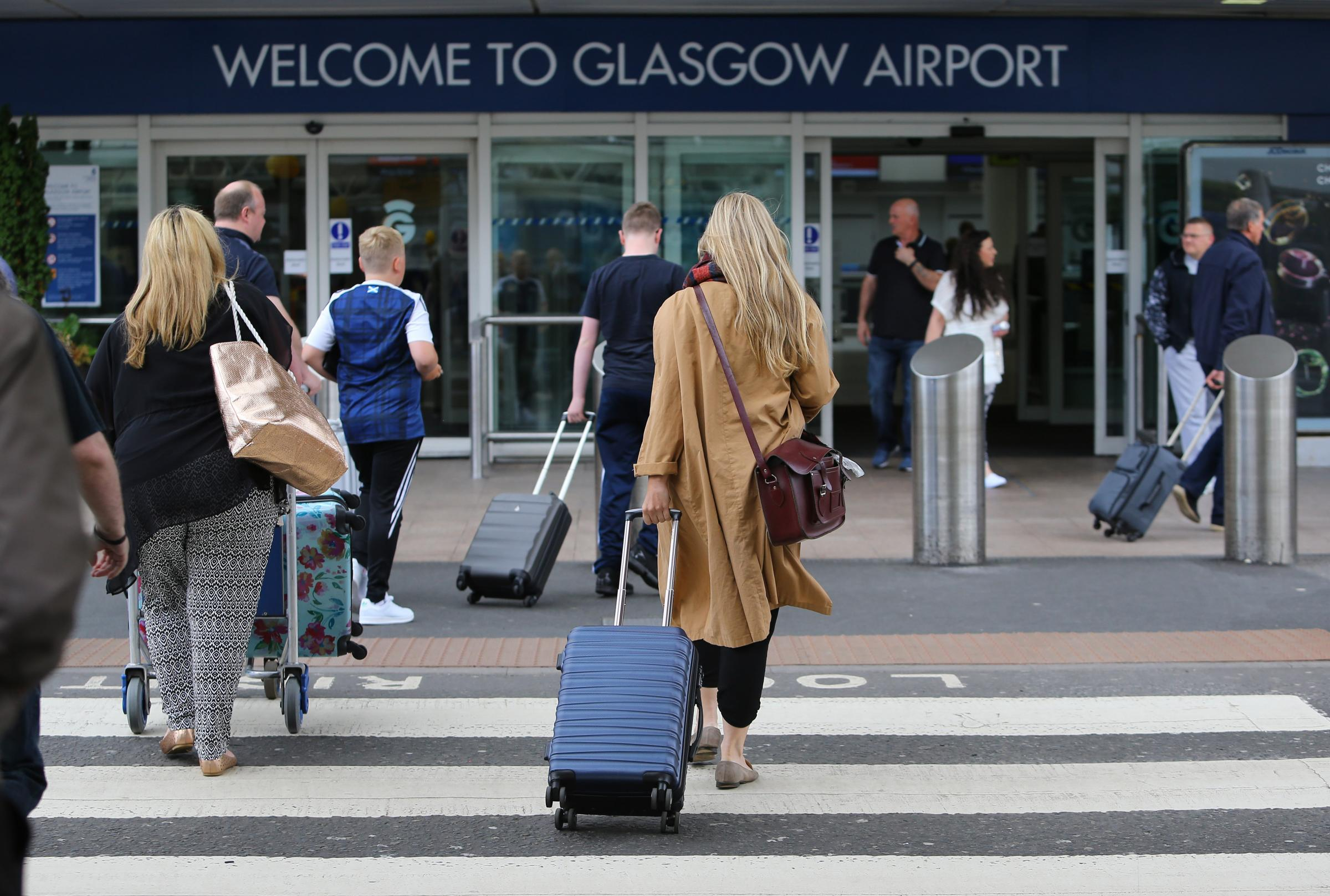 If Glasgow Airport is to have fast and convenient public transport links with the rest of Scotland, it will take several years and a lot of money