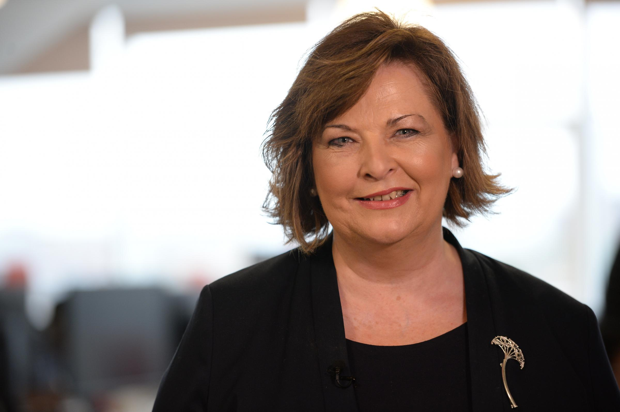 Fiona Hyslop represented the SNP on Thursday's edition