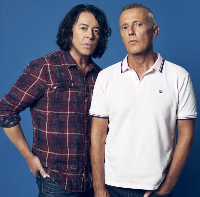 Get yourself along to Tears For Fears at the Hydro